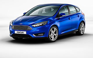 Ford Focus 4 2018 года