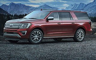 Ford Expedition 2018 года