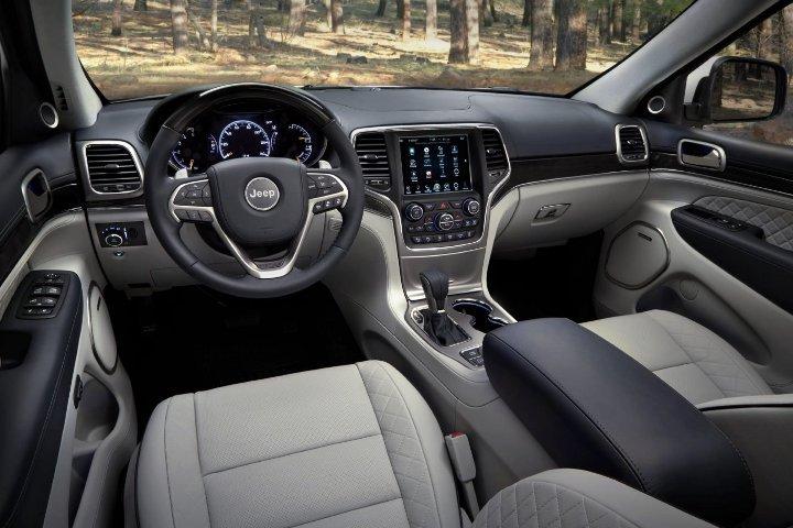Картинки по запросу Новый Jeep Cherokee 2019 салон