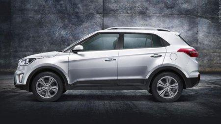 Информация о Hyundai Creta появится 21 июля