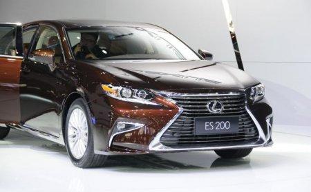 Новый Lexus 460 2019 - фото, характеристика, цена