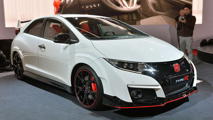 Civic type r 2016 price