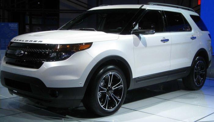 В РФ начали выпускать обновленную версию Ford Explorer