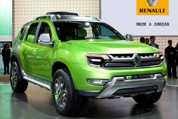 Новый Renault Duster (Рено Дастер) 2017 года