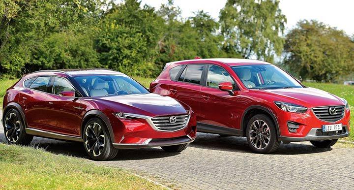 Mazda CX-4 2017