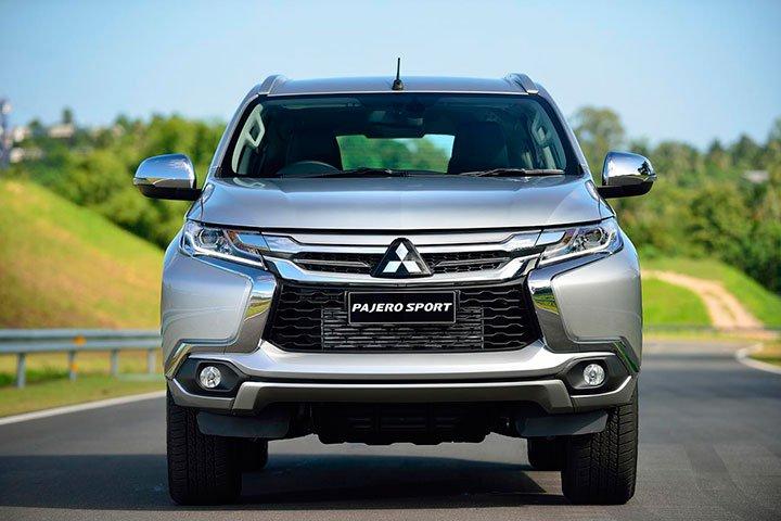 Mitsubishi pajero sport 2017: новый полноприводной японский внедорожник.
