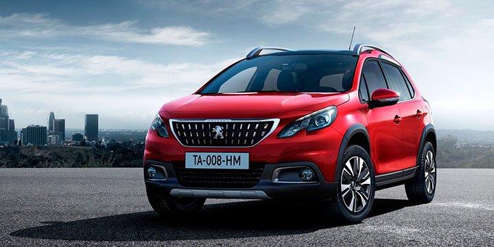 Peugeot 2008 2017 года