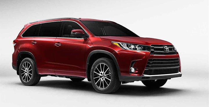 Новые модели Тойота 2017-2018, новинки