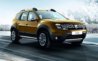 Renault Duster 2018 года