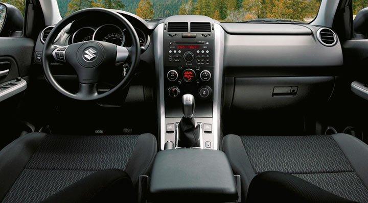 Новый Suzuki Grand Vitara 2018, фото, цена
