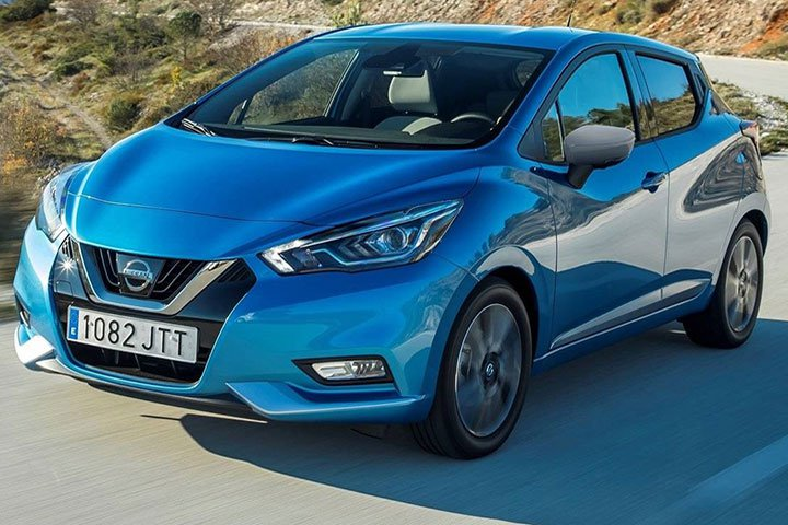 Nissan micra 2018 - фото, характеристика, цена
