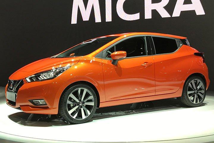 Новый Nissan Micra 2018, фото, цена, характеристика