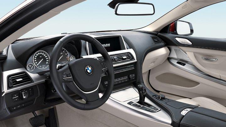 Новый BMW 6 2018, фото, цена, характеристика