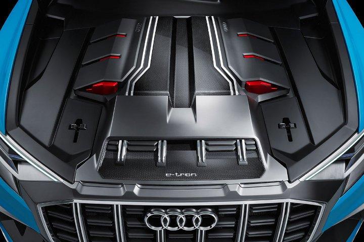 Новый Audi Q8 2018 года, фото, цена, характеристики
