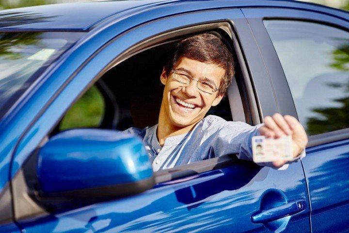 Новые права водительские 2020 без записи на французском