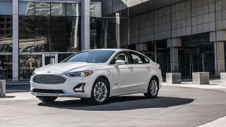 Ford Mondeo 2019 года